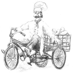The Bread Peddler Logo small
